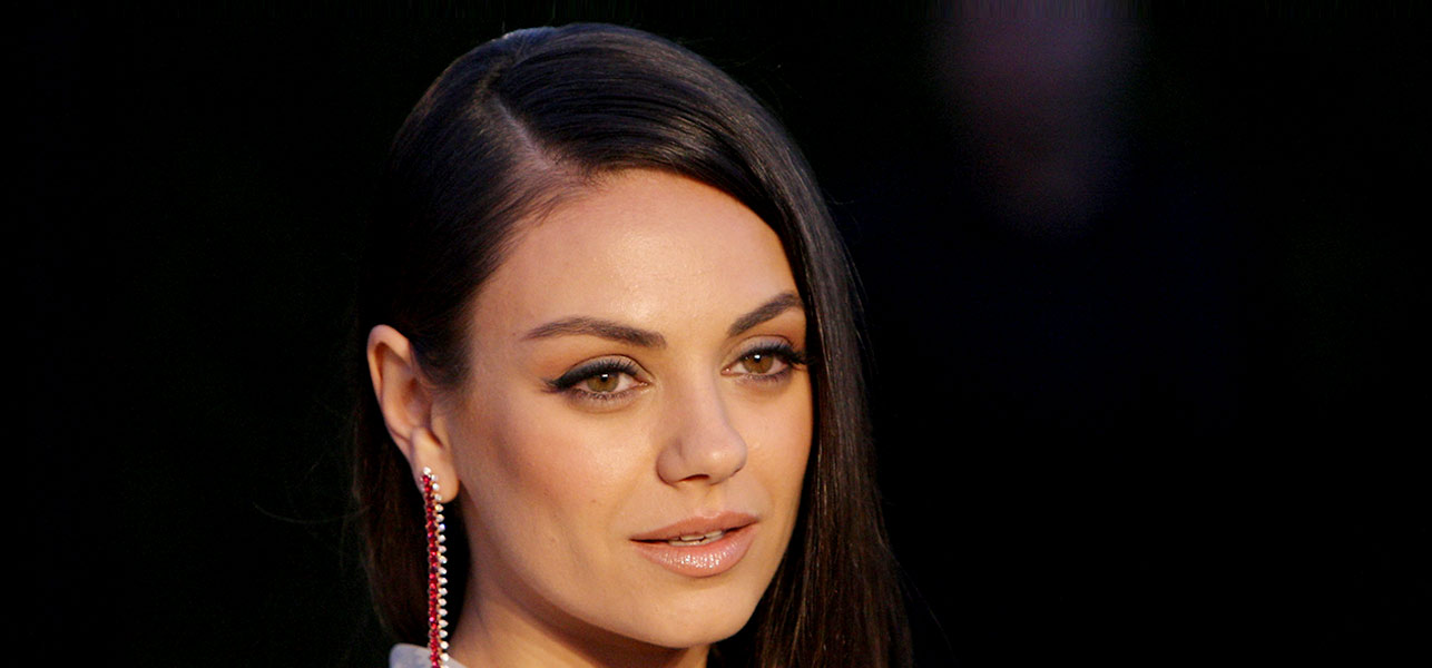 10 Pictures Of Mila Kunis Without Makeup | Make Up Tips