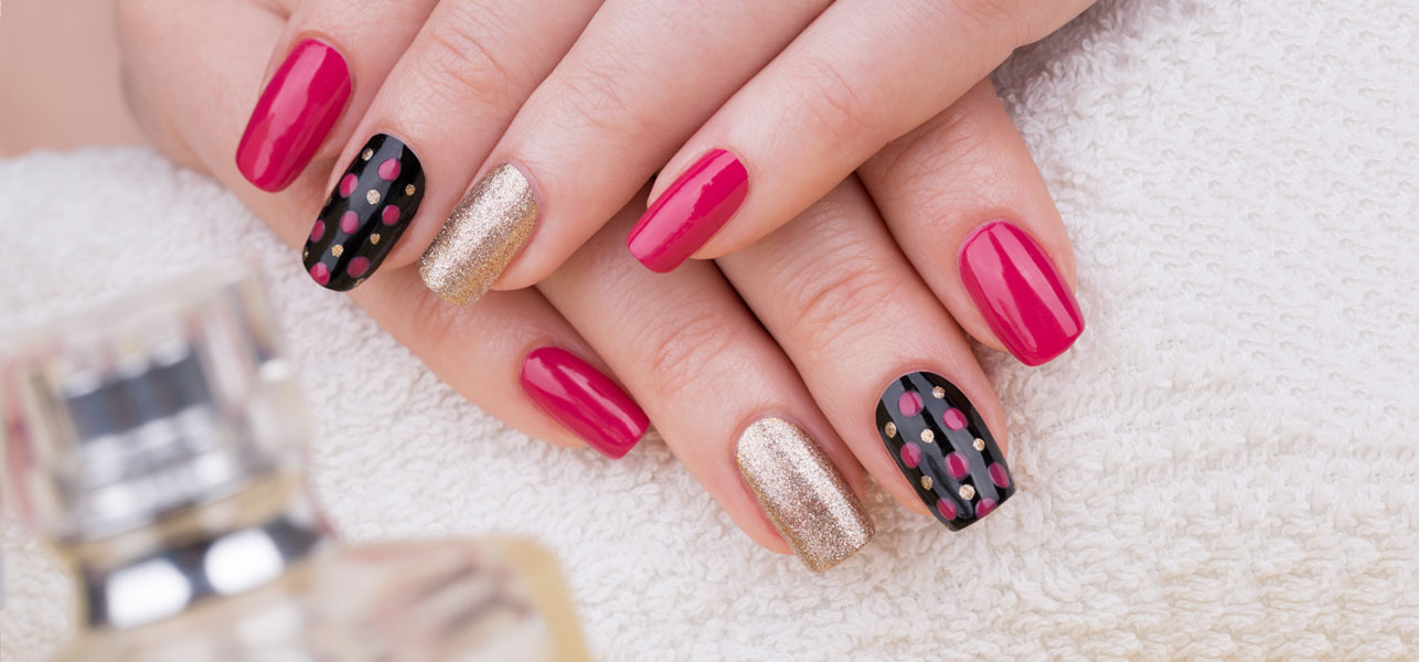 Attractive How To Do Nail Art At Home1